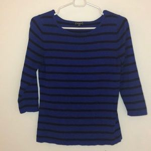Striped Express Top